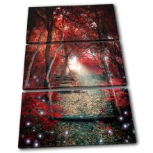 Mystical Forest Trees Landscapes - 13-1840(00B)-TR32-PO